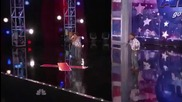 Много нахакани рапърчета - America's got talent 2011