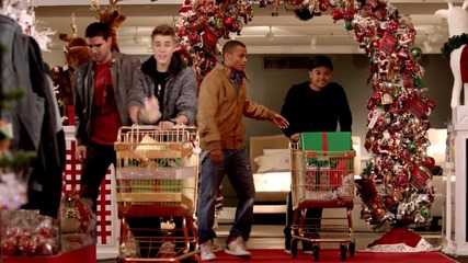 Mariah Carey ft. Justin Bieber - All I Want For Christmas Is You