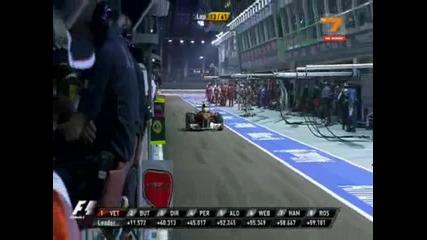 Формула1 Гран При На Сингапур 2011 (3/11)