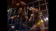 Hulk Hogan vs. Paul Orndorff - Steel Cage - Saturday Nights Main Event 03.01.87 [ High Quality ]