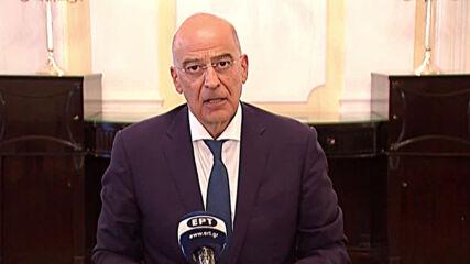 Austria: Turkey 'must leave the Greek continental shelf immediately' - Greek FM