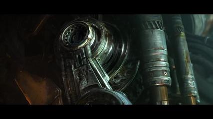 Starcraft 2 Cinematic Trailer (!HQ!)