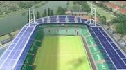 Везерщадион : Проект За Реконструкция