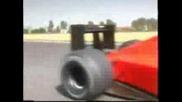Ferrari F50 Vs. Ferrari F1
