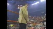 Стоун Колд си взема титлата обратно