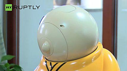 Meet Xian'er, the Robotic Buddhist Monk that Teaches Ancient Wisdom
