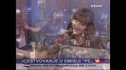 Maya - Leti ptico slobodno - Peja Show - (TV Dm Sat 2012)