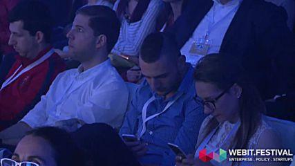 Hristo Hristov - CEO, Netinfo | Webit.Festival 2016