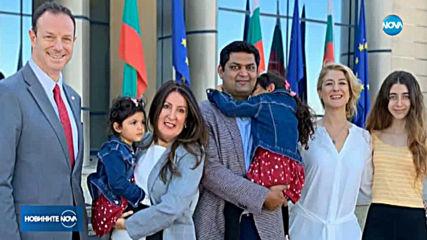 Новият посланик на САЩ в България положи клетва и пристигна у нас