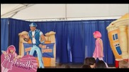 Lazytown Life ! whith Juliqna Mariello