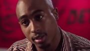 Превод! Мислите на един 23-годишен мъж! Tupac Shakur говори за тежкия си живот!