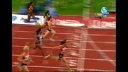Ивет Лалова триумфира на 100 метра в Диамантената лига в Осло