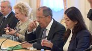 Russia: Lavrov meets New Zealand FM McCully to discuss bilateral ties