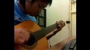 My Heart Will Go On - Celine Dion - Titanic - Guitar Solo by Handoyomia