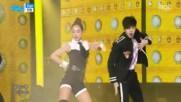 338.1210-7 Thunder(mblaq Park Sang Hyun-бивш член) - Sign, Show! Music Core E533 (101216)