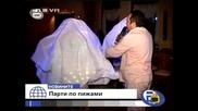 Господари на ефира - Парти по пижами в Шумен 07.07.09