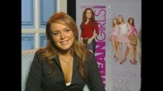 Talked About Lindsay Lohan Interview