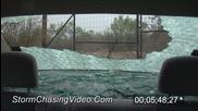Огромна градушка в Тексас 9.5.2013
