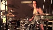 Meytal Cohen - I Stand Alone by Godsmack - Drum Cover