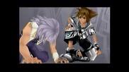 Kh2 Final Sora vs. Final Xemnas