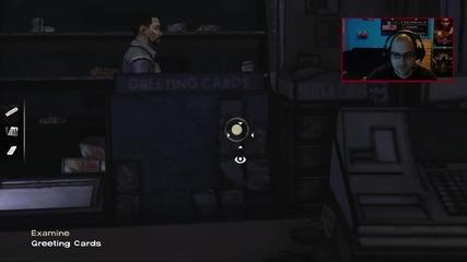 Nothx playing The Walking Dead Season 1 Ep03