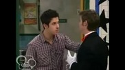 Магьосниците от Уейвърли Плейс сезон 4 епизод 11 Джъстин казва на Зик че е магьосник - Бг Аудио