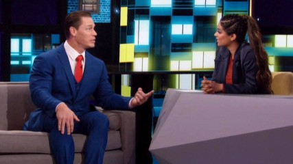 John Cena reveals the benefits to changing his look