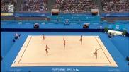 Младежки ансамбъл България - бухалки - финал