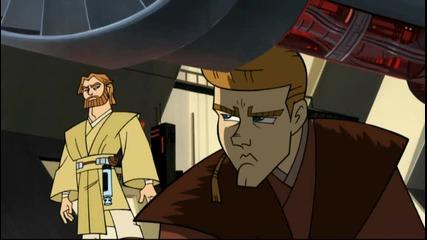 Star Wars: Clone Wars – част 1 (2003-2004)