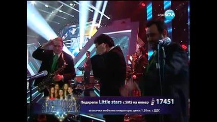 Little Stars - Големите надежди 1/4-финал - 23.04.2014 г.
