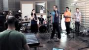 Delafe y las flores azules - Como loco (Directo) (Оfficial video)