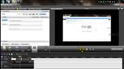 Как се добавят субтитри към видео с Camtasia 7.1