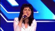 Нина Григорова - X Factor (25.09.2014)