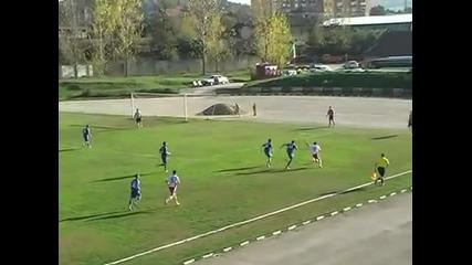 Партизан Червен бряг 2 : 4 Спартак Плевен