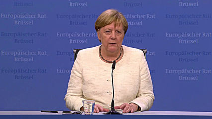 Belgium: EU leaders nominate German DefMin as Juncker replacement - Merkel