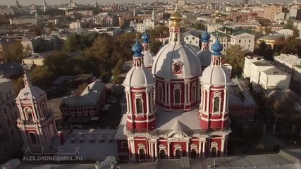 Best of Classic Moscow Aerial