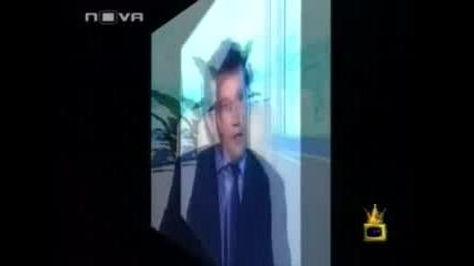 Господари на ефира 14.02.2008 - цялото предаване. В епизода - пиянски изцепки на годината, по случай Трифон нарезан:))
