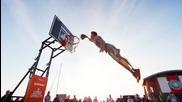 Страхотни баскетболни Freestyle забивки