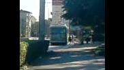 Тролейбусите в Русе - техника с токоприемниците