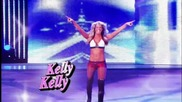 Wwe Kelly Kelly - Holla Hd