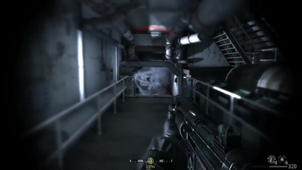 Call of Duty 4 Modern Warfare gameplay part 1