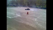 Drfit show с Bmw E30 ( Stingera ) Time Attack - Провадия 30.04.2011