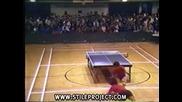 Тенис На Маса Ненормалници - Видео