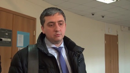 Russia: Ex-DefMin's Serdiukov relative returns to Prosecutor's Office in St. Petersburg
