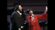 Luciano Pavarotti & Liza Minnelli - New York, New York