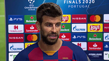 Portugal: Pique calls for changes at Barcelona after 8-2 defeat against Bayern