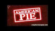 American Pie 1 - Trailer Parody