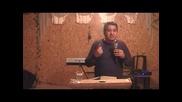 Грехът е това , което отделя човека от Бога - 15.03.2014 г - Пастор Димитър Банев