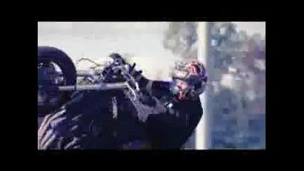 Да се запалиш по моторите (stunt style 2)