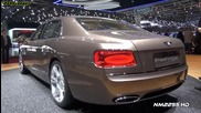 2014 Bentley Flying Spur - 2013 Geneva Motor Show